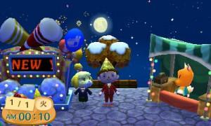 新年の始まりを、村の皆とお祝いしました。